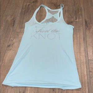 VS Wedding Tank